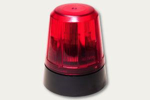 Gasalarm - Blitzleuchte für Innen und Außen 230 V