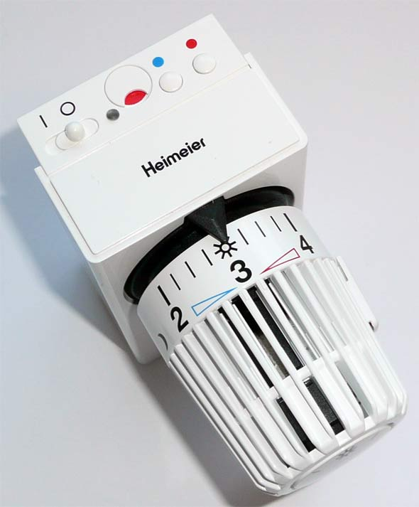 Zeitadpter E-Pro für Thermostatventile