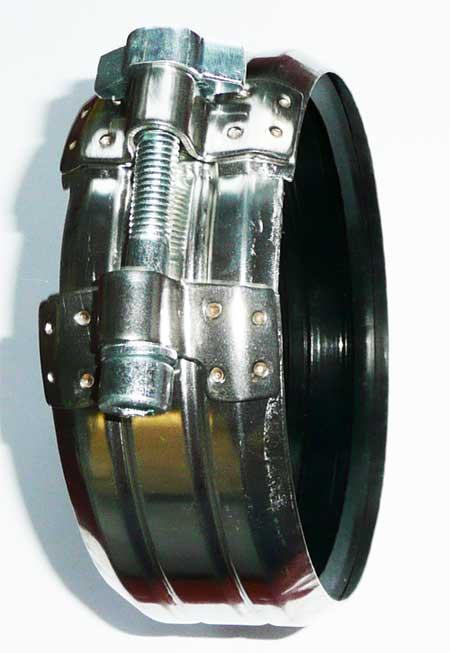 Rabbit - Verbinder DN 150