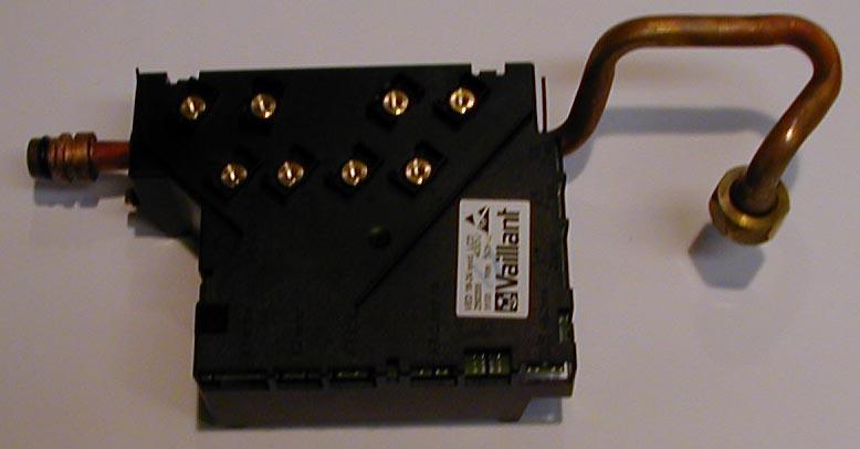 Leistungssteuerung zu VED /5 E classic und zu electronic-VED