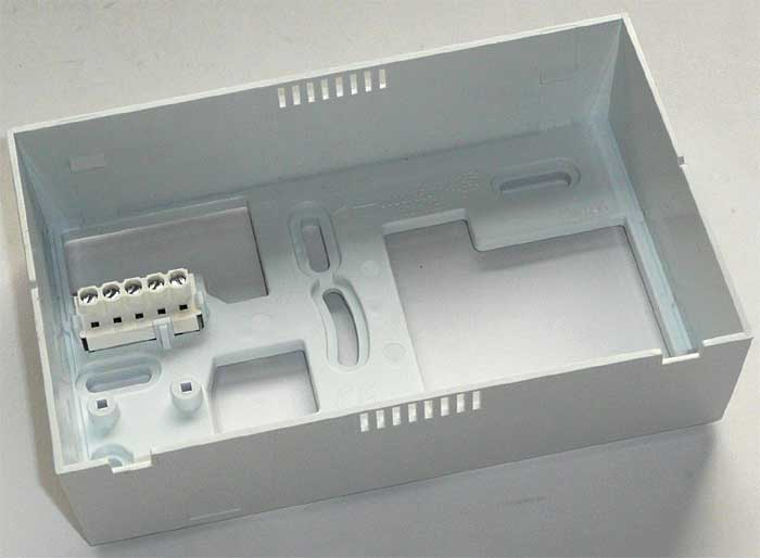 Wandsockel zu VRC 430