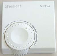Raumthermostat VRT 40 - ohne Schaltuhr