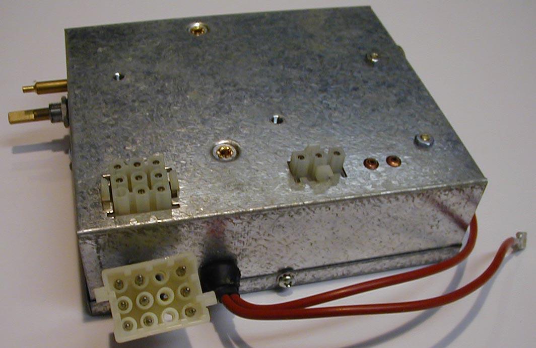 Elektronischer Regler 252914 zu VC / VCW sine-mot